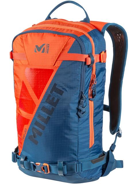 Millet Neo 20 - Mochila - naranja/azul